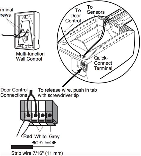 access master garage door opener wiring diagram for wiring