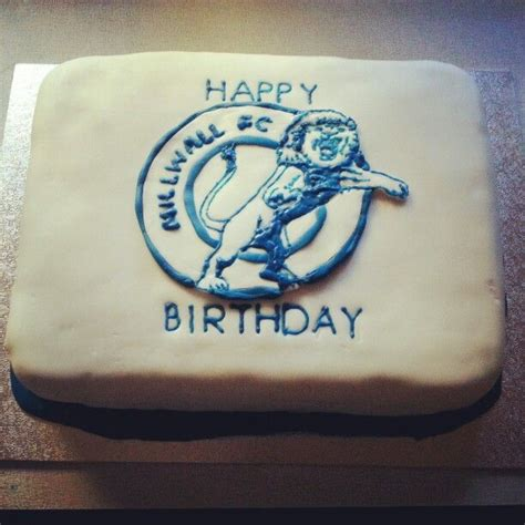 millwall tattoo designs millwall birthday cake football team cakes