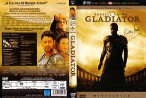 gladiator dvd cover 2000 r2 german