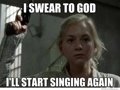 Walking Dead Season 3 Memes - 25 funniest walking dead memes weknowmemes