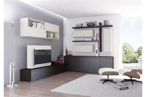 mobili soggiorno angolari moderni parete attrezzata angolare moderno 908 di astor