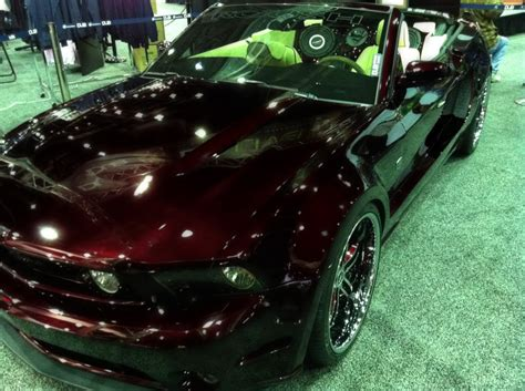 shades of black cherry metallic paint beyond ca car forums community for