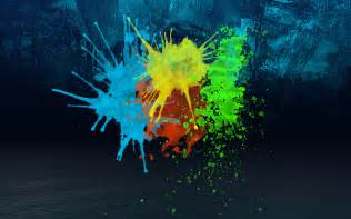Wallpaper Or Paint Spray Paint By Xeeshan Ch On Deviantart