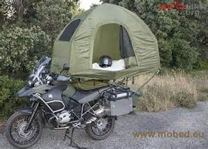 Backpack Storage Ideas motorcycle camping tent mobed what pinterest
