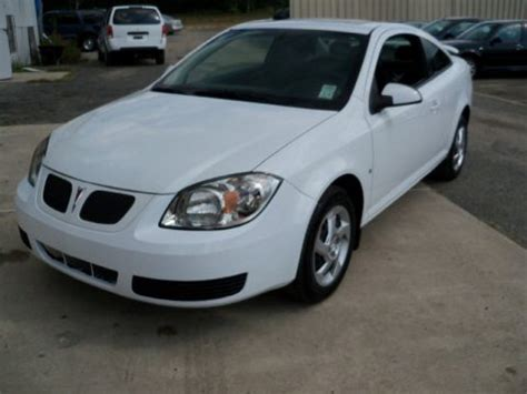 white pontiac g5 for sale used cars on buysellsearch used 2008 pontiac g5 for sale stock 4051 dealerrevs com dealer car ad 54738471