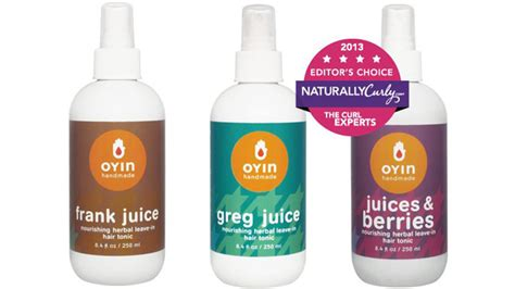 Oyin Handmade Juices And Berries Review - oyin handmade curly product review