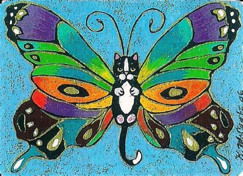 Mini Ransel Cat Anf Butterfly Lucu 118 best images about mosaic cats on cats folk and sculpture