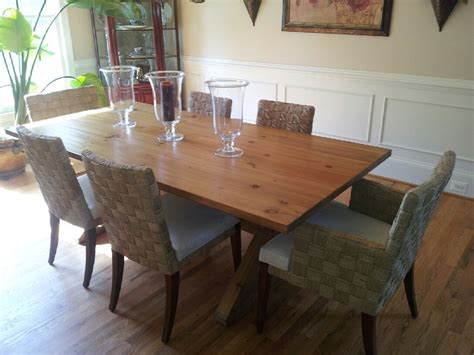 Ethan allen dining table amp chairs 171 stuff consignments gainesville va