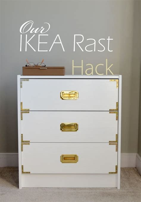 ikea rast hacks ikea rast hack projects pinterest
