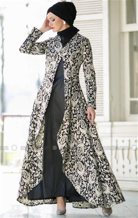Baju Muslim Elegan Modern 50 model baju lebaran terbaru 2018 desain modern dan elegan