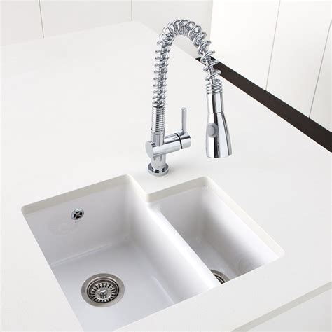 spray taps kitchen sinks caple spiro pull out spray kitchen tap sinks taps com