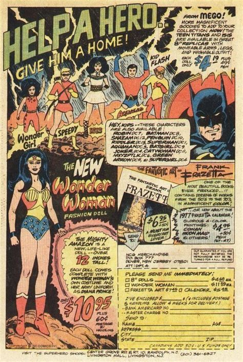 figure ad 97 best images about classic comic book ads on