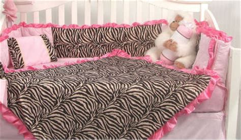 Pink Leopard Print Crib Bedding Animal Print Nursery Bedding Thenurseries