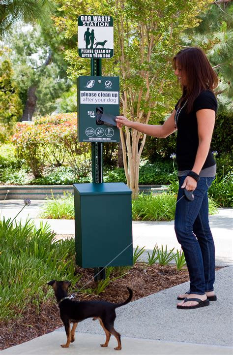 waste station pet waste stations zero waste
