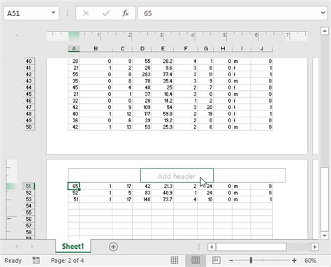 page layout excel definition workbooks views in excel easy excel tutorial