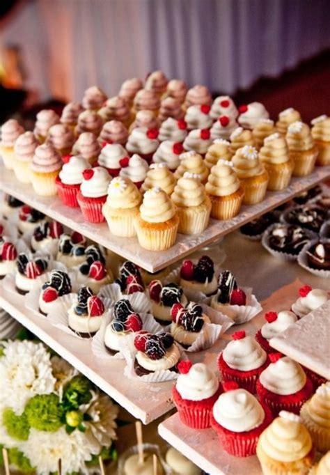 The Hottest 2015 Wedding Trend: 30 Delicious Mini Desserts