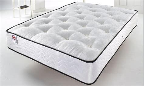 comfort orthopaedic mattress groupon goods