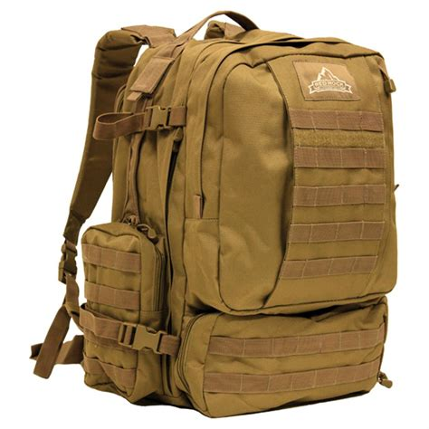 backyard gear red rock outdoor gear diplomat backpack 299865 military style backpacks bags