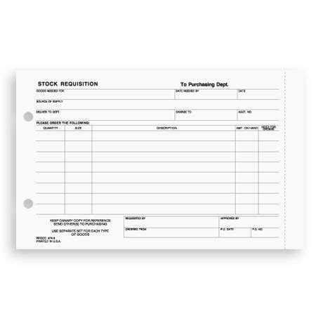 stock request form template requisition form exle you can this sle