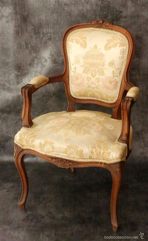 silla antigua silla antigua tapizada formas redondeadas det comprar