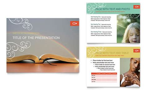 christian brochure templates christian church religious brochure template design
