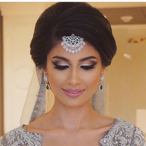 wedding shower hair styles elegant indian bridal hairdos google search baby
