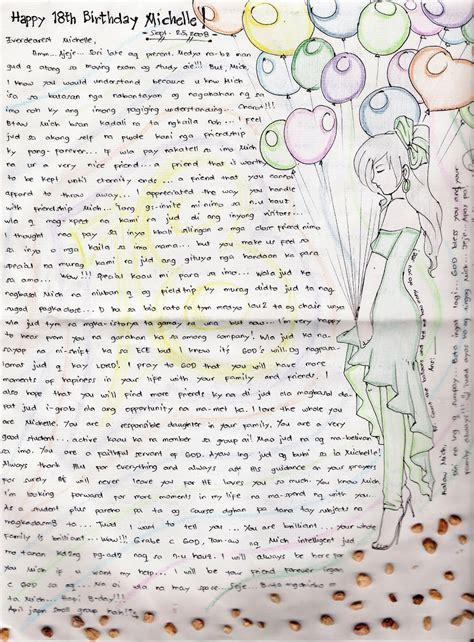 up letter friendship friendship letters