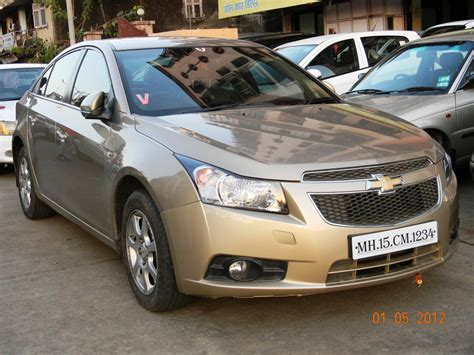 secondhand cars used chevrolet cruze in india second hand cruze cars