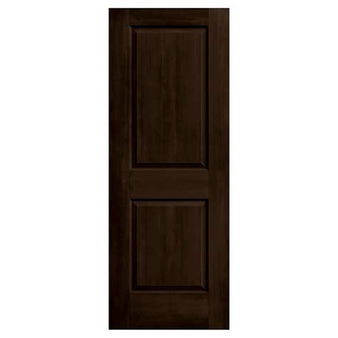 home depot jeld wen interior doors jeld wen 30 in x 80 in cambridge espresso stain solid