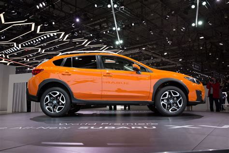 2018 subaru xv will make its way to america as a new