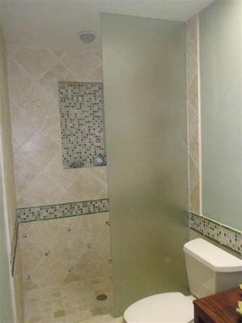 bathroom glass divider glass shower partition patriot glass and mirror san diego ca
