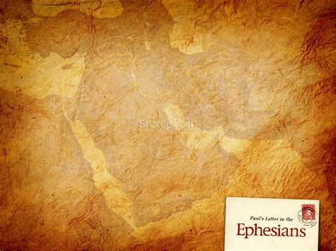 the book of ephesians powerpoint template new testament