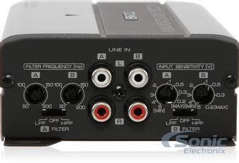 kenwood kac   class   channel carmarine amplifier