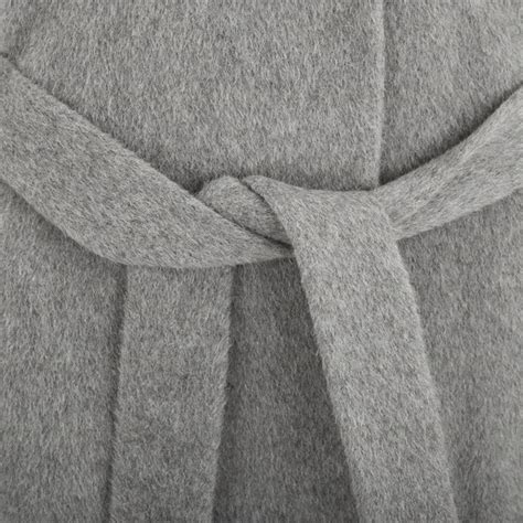Cardy Denim Outwear 0125 Qkv designers remix s panda wool coat cardy grey melange free uk delivery 163 50