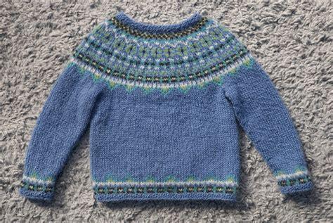 icelandic pattern jumper free knitting pattern fimma icelandic sweater kids