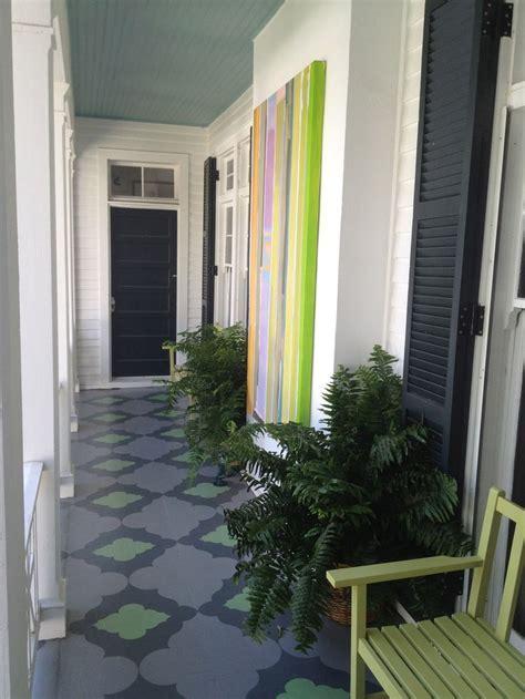 25  best ideas about Painted Porch Floors on Pinterest