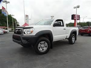 2014 Toyota Tacoma 4 Cylinder Review 2014 Toyota Tacoma For Sale Princeton Wv 2 7 L 4