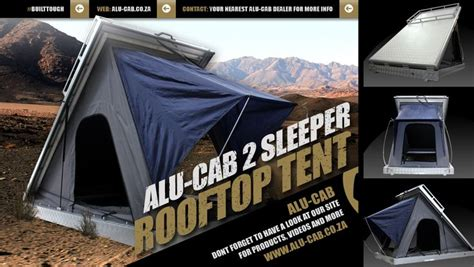 Rooftop Sleeper by Alu Cab 3 Expedition Rooftop Tent Adventure Ready