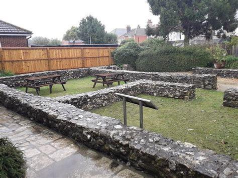 newport roman villa