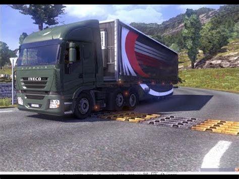sim game mod euro truck simulator 2 euro truck simulator 2 quebramolas lombadas e redudotes