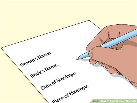 Where Can I Find Divorce Records For Free 3 Ways To Find Divorce Records Wikihow