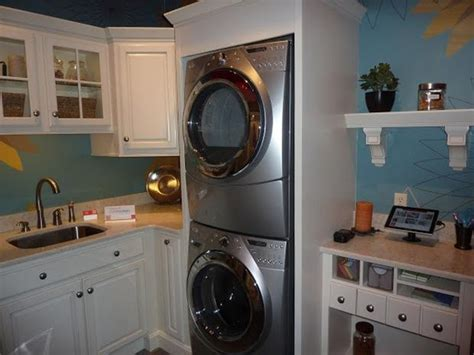 Stackable Washer Dryer   info, ideas, & things to consider