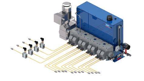 multi line lubrication systems skf and lincoln