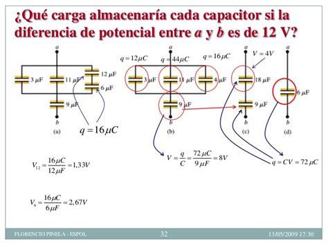 capacitor y condensador diferencia capacitores f 237 sica c espol