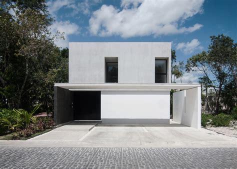 dise o de jardines minimalistas para casas dise 241 o de casa minimalista de dos pisos planos y fachadas