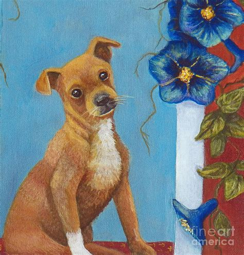 how much is that puppy in the window how much is that in the window painting by alina martinez beatriz