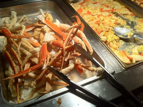 Hokkaido Seafood Buffet 261 Photos Seafood Rancho Buffet With Crab Legs Near Me