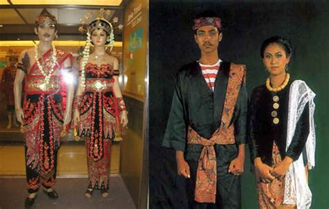 Baju Khas Surabaya pakaian adat jawa timur gambar lengkap dan penjelasannya adat tradisional