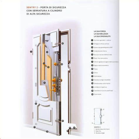 scheda tecnica porta blindata scheda tecnica porta blindata dierre pannelli termoisolanti