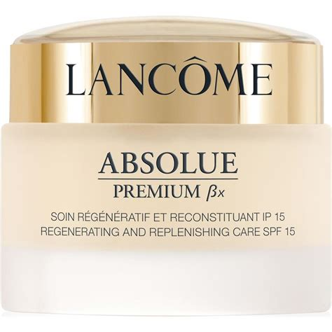 Lancome Absolue absolue absolue premium 223 x cr 232 me lsf 15 lanc 244 me